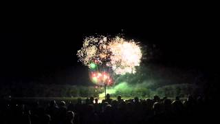preview picture of video 'Heisterberger Weiher in Flammen 2013'