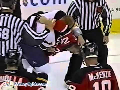 Turner Stevenson vs Jeff Cowan