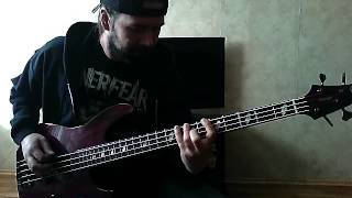Video Preternatural - Cryophobia (bass line with drums)