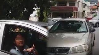 Lawan Arah dan Parkir Sembarangan, Wanita Ini Malah Minta Pengemudi Lain Mengalah