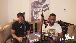 Voice of the young struggle | No Behaviour Podcast