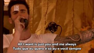 Maroon 5 - Stutter (Legendado eng/pt-br)
