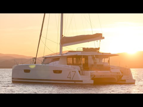 Fountaine Pajot Saona 47 video
