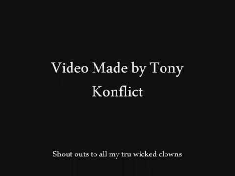 Tony Konflict-Picking up the pieces