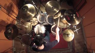 The Looking Glass ( Dream Theater) - Drum Cover by Gabriel Faro