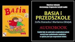 BASIA i PRZEDSZKOLE Audiobook MP3 - bajka dla dzieci do słuchania 🎧 (pobierz całość).
