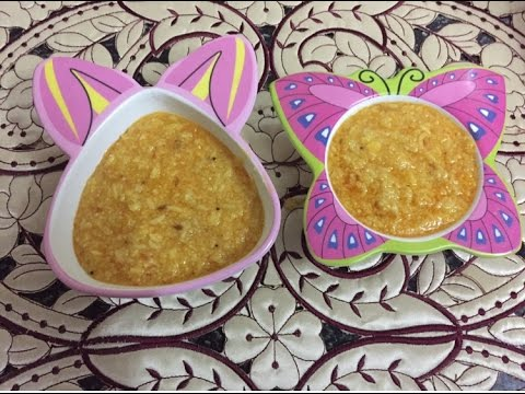 , title : 'Multigrain dalia for kids in Hindi ( healthy food for kids)'