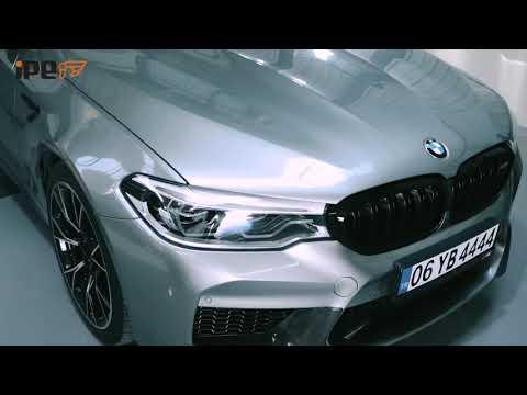 BMW F90 M5 w/ iPE Exhaust X Powerlabworks X artarackaplama X agusotomotiv