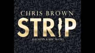 chris brown strip remix