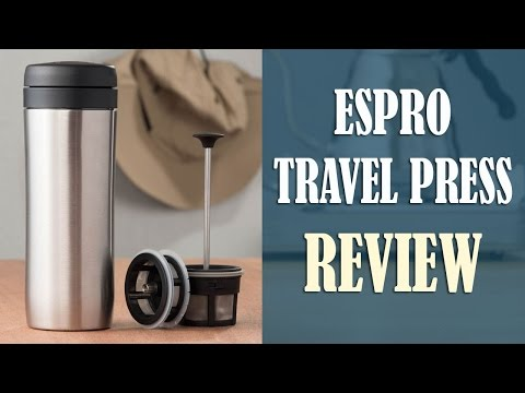Espro Travel Press Review (3 in 1 Coffee Travel Mug, French Press and Tumbler)