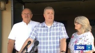 Bystander That Killed Walmart Shooter Holds Press Conference