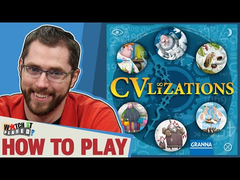 CVlizations - How To Play, By Watch It Played