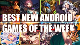 Best New Free Android Games of the Week #36