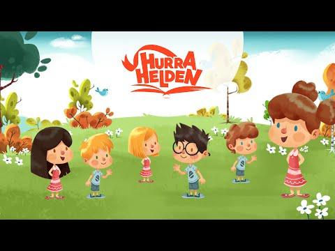 Hurra Helden - Die schönsten einzigartigen Kinderbücher