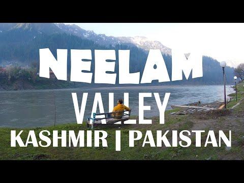 نیلم ویللی کاشمر پاکستان- ٹرانسپورٹ ویڈیو