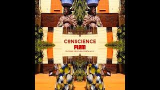 VIDÉO & GRAPHISME | CLIP CONSCIENCE | ALBUM NOMADES by FLEM