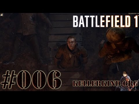 Battlefield 1 #006 - Der Himmel brennt ★ EmKa plays Battlefield 1 [HD|60FPS]