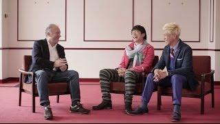 MIFATVvol.1アルベルト・ザッケローニ氏対談