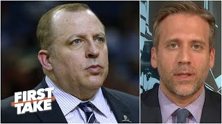 Is Tom Thibodeau the right coach for the Knicks? | First Take