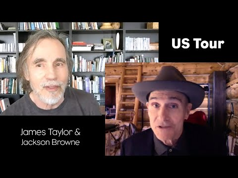 News About the James Taylor / Jackson Browne 2021 Tour