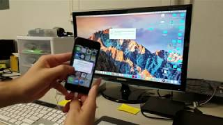 How to Backup iPhone or iPad on Broken Screen
