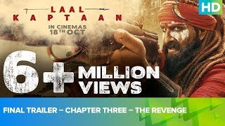 Laal Kaptaan Final Trailer - Chapter Three - The Revenge