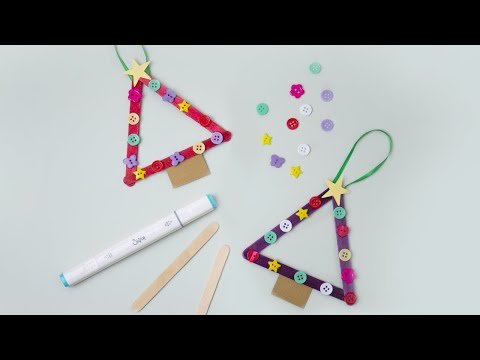 Create Easy Christmas Decorations - Ellison Education