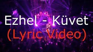 Ezhel - Küvet (Lyric Video)