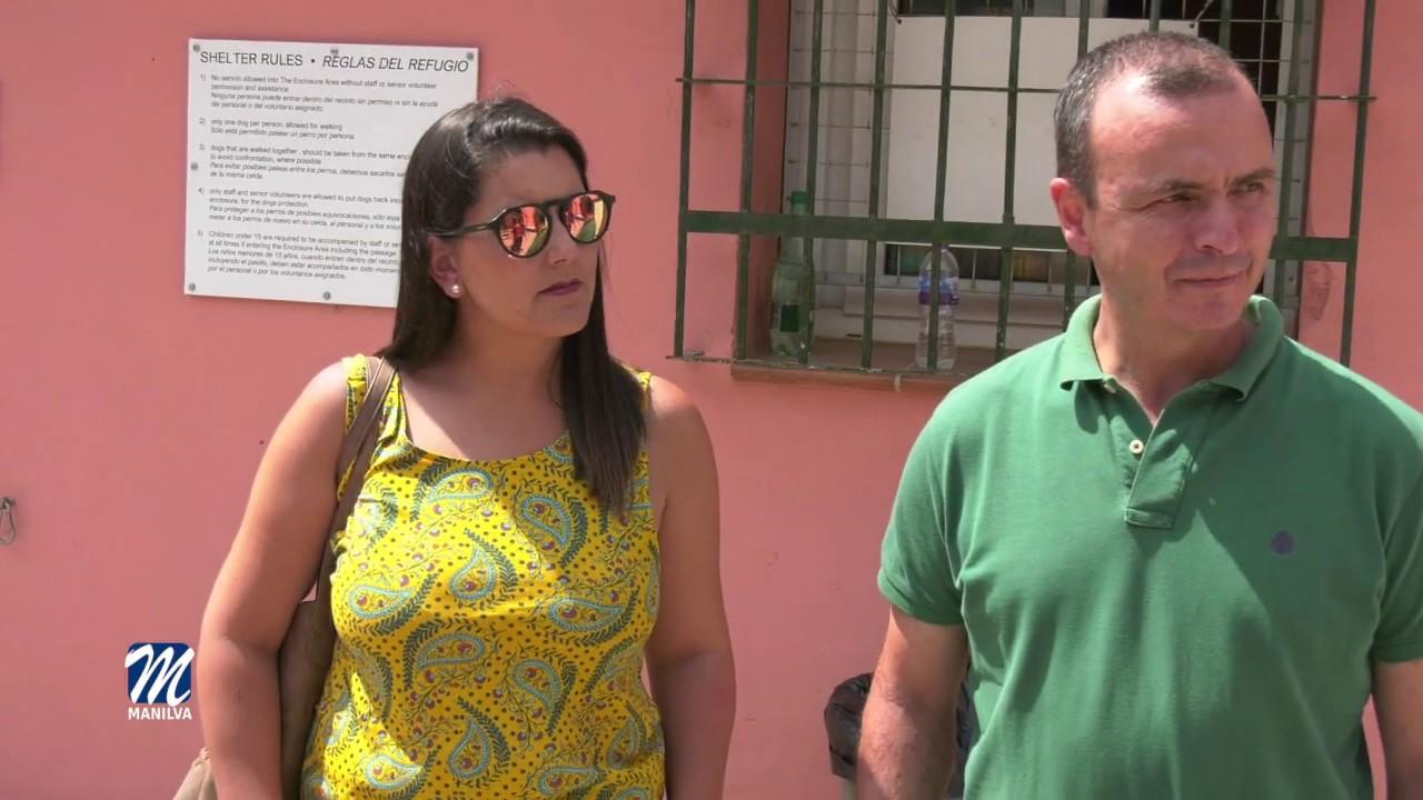 RESPONSABLES MUNICIPALES VISITAN LAS INSTALACIONES DE ADANA