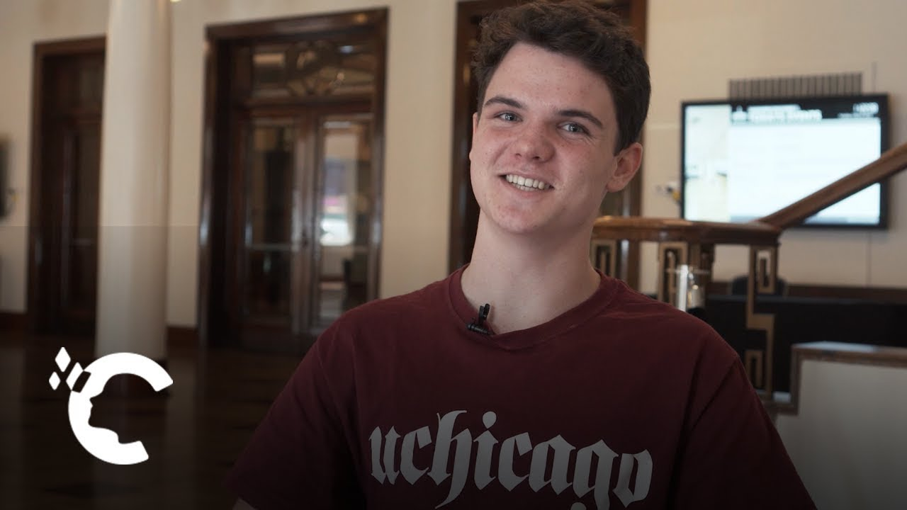 How Max Got Into UChicago to Study Literature & Physics