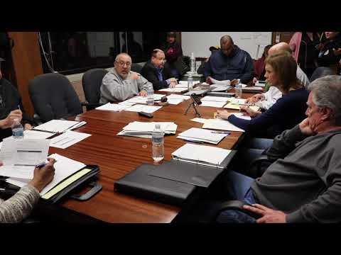 Mon Valley Sewage Authority Meeting 01-14-2019