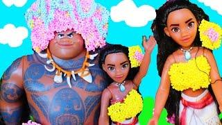 New Moana Disney Princess Movie Toys Hasbro Toy Fair
