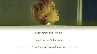 BTS Jin   'Intro  Epiphany' Lyrics Eng Rom Han 가사