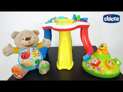 טדי הדובי - Bilingual Teddy Count With Me