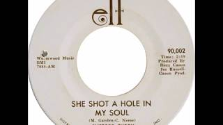 "Clifford Curry - ""She Shot A Hole In My Soul"" (1967)"