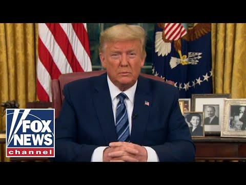Trump Imposes European Travel Ban To Combat COVID-19
