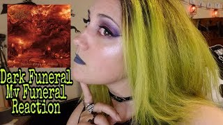 Dark Funeral- My Funeral Raction Video (Requested)