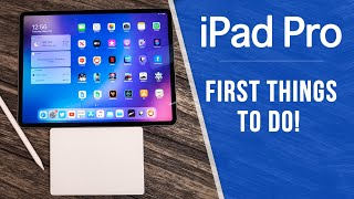 iPad Pro (2020) - First 15 Things To Do!