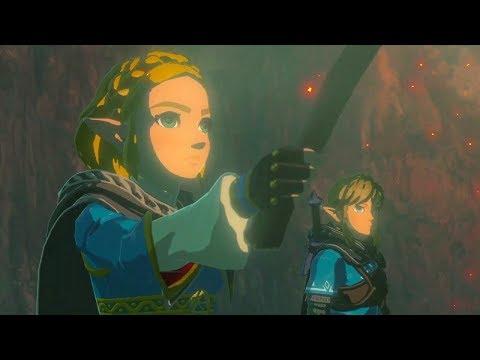 Zelda: Breath of the Wild Sequel Reveal Trailer! (E3 Nintendo Direct)