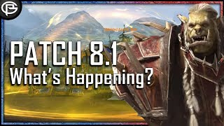 Patch 8.1 - Is it what we need ?