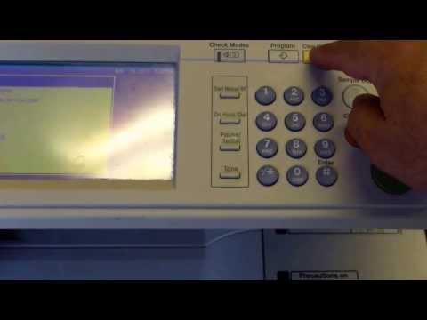Ricoh 3228c, 3235c, 3245c Error code SC551 fix problem