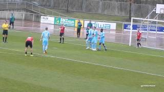 preview picture of video 'FSV Budissa Bautzen - Chemnitzer FC 0:2 (SaPo-1/2-Finale 2014/2015)'