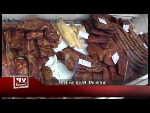 Festival de Sf. Dumitru!