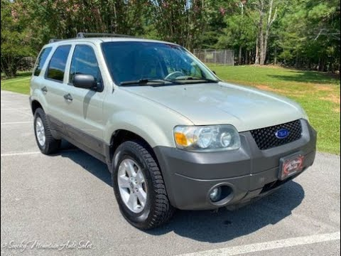 2005 Ford Escape (CC-1383609) for sale in Lenoir City, Tennessee