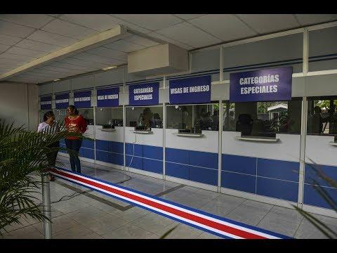 Consulado de Costa Rica en Managua con nuevo sistema de citas