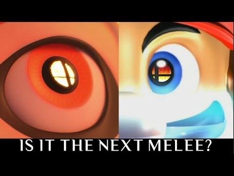Is Smash 5 the Melee 2.0? | Comparison - Smash Switch X MELEE