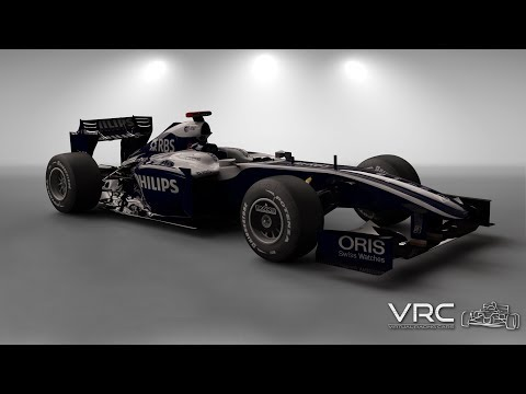 rFactor 2 fSone 2009 Hot Lap In China Williams Williams FW31