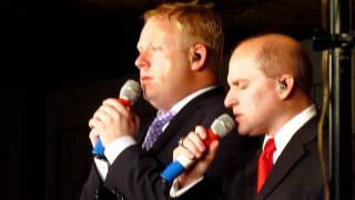 Dailey & Vincent, By The Mark, acapella