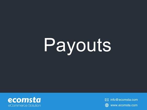Payout- eCommerce Script