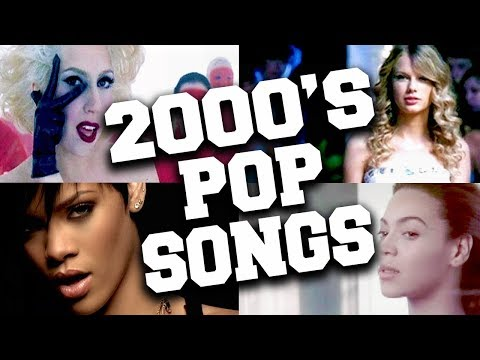 Top 60 Best Pop Songs of the 2000's
